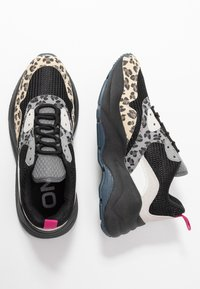 ONLY SHOES - Trainers - black - 3