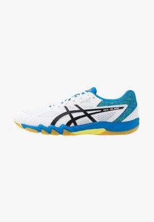 GEL BLADE 7 - Multicourt tennis shoes - white/black