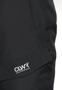 COLOURWEAR - TILT PANT - Snow pants - black - 6