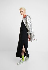 Replay - Short coat - sliver/orange - 1