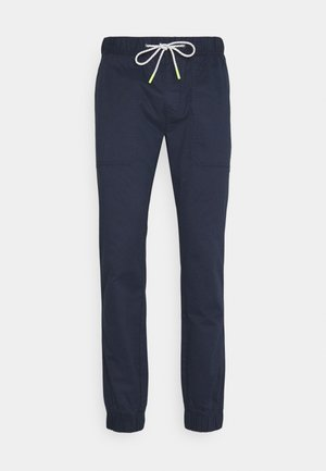 SCANTON LIGHTWEIGHT PANT - Tygbyxor - twilight navy