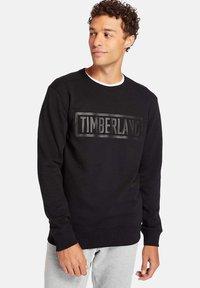 Timberland - SHEDD BROOK 3D - Sweatshirt - black - 0