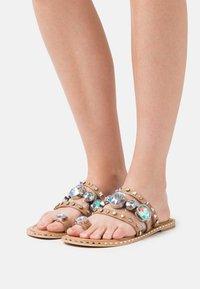 River Island - T-bar sandals - siera - 0