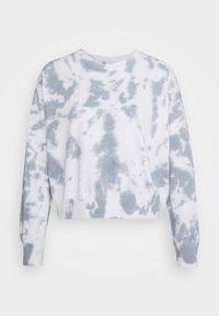New Look - TIE DYE - Sweatshirt - dark grey - 0
