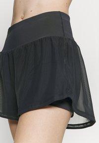 Etam - DAMALOR SHORT - Pantalón corto de deporte - noir - 3