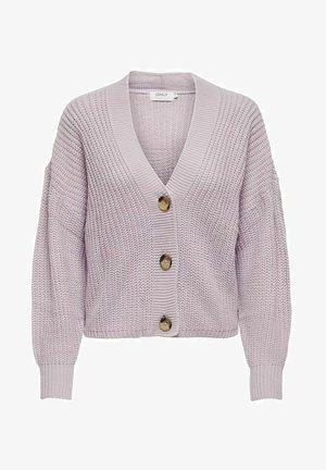 Vest - pastel lilac
