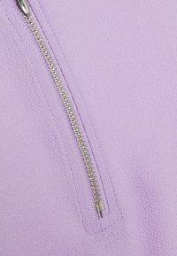 ONLY - ONLVIC SOLID  - Camiseta básica - lavender - 2