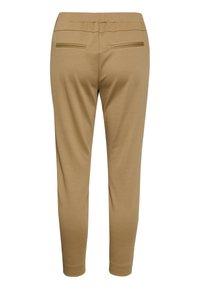 Cream - ANETT PANTS - Trousers - luxury camel - 6