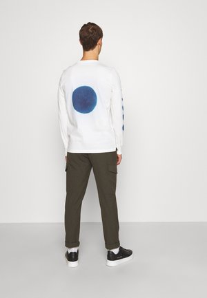 MOONS UNISEX - Long sleeved top - white