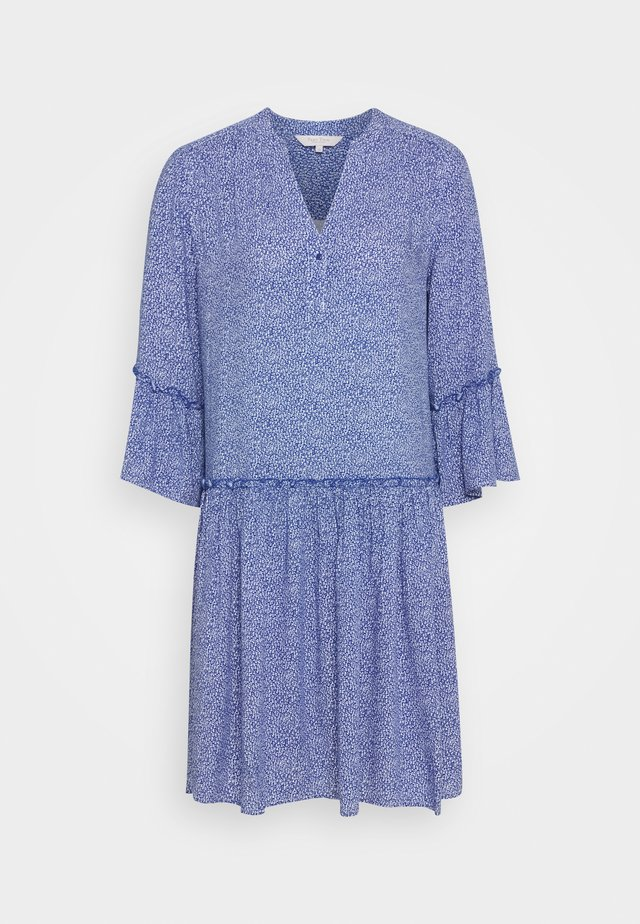 Sukienka letnia - deep ultramar