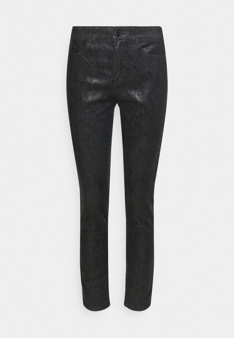 comma - Jeans Skinny Fit - black