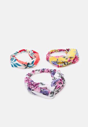 ONLJENNIE HAIRBAND 3 PACK - Hair Styling Accessory - cloud dancer/multi