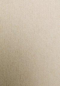 ARKET - Jumper - white dusty light - 2