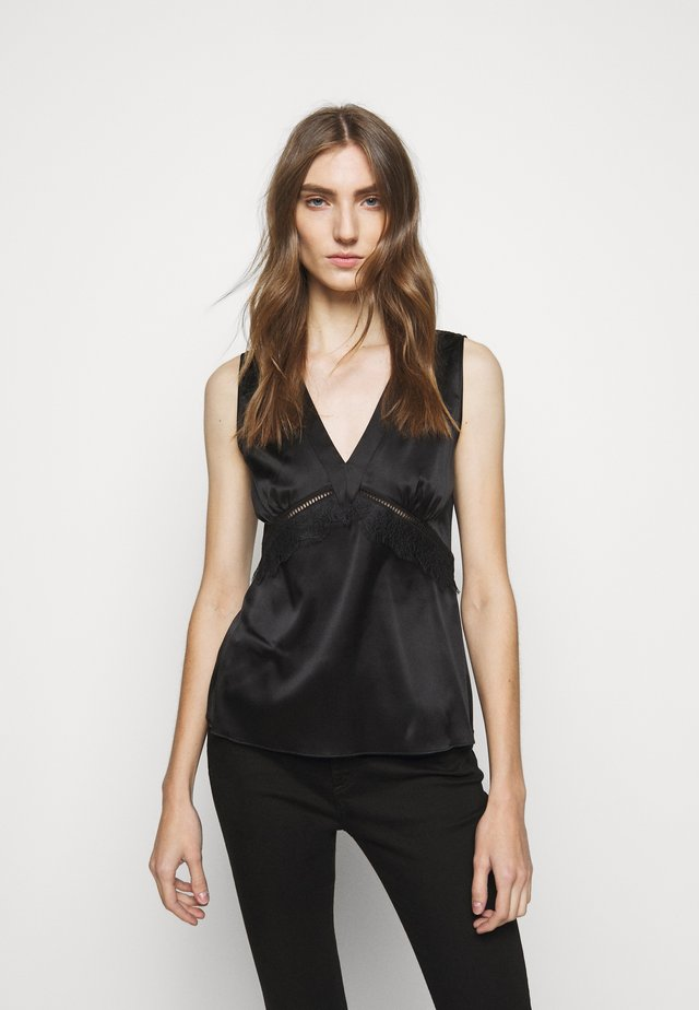 SABINO  - Blouse - black