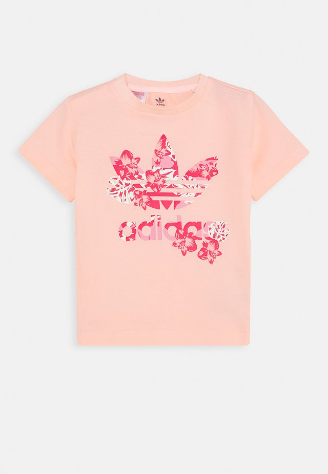 TREFOIL TEE - T-shirt imprimé - light pink