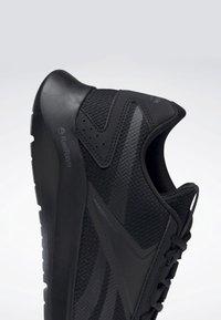 Reebok - ENERGYLUX 2.0 3D ULTRALITE - Zapatillas de running estables - black - 8