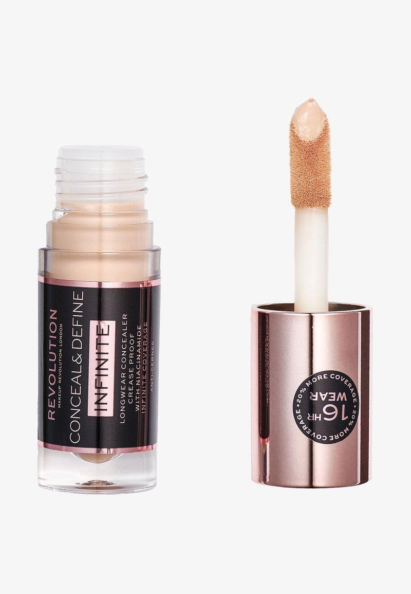 Make up Revolution - INFINITE CONCEALER - Concealer - c5