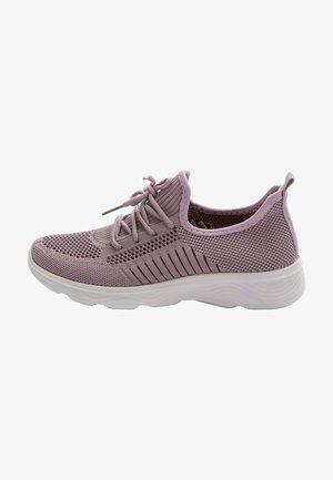 Sneakers laag - violet