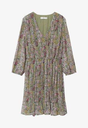 PLISE - Denní šaty - vert