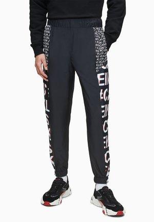Pantaloni sportivi - black exploded hashtag