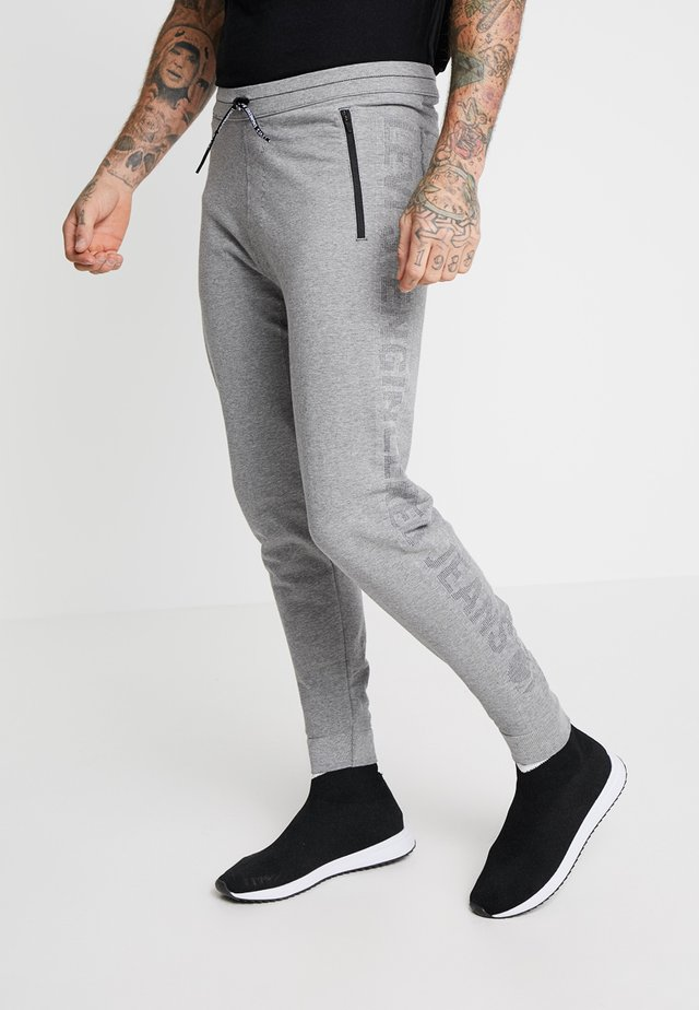 LOGO - Jogginghose - heather grey
