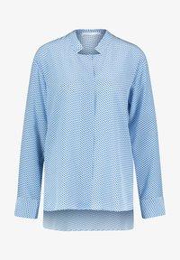 BOSS - Button-down blouse - weiss - 0