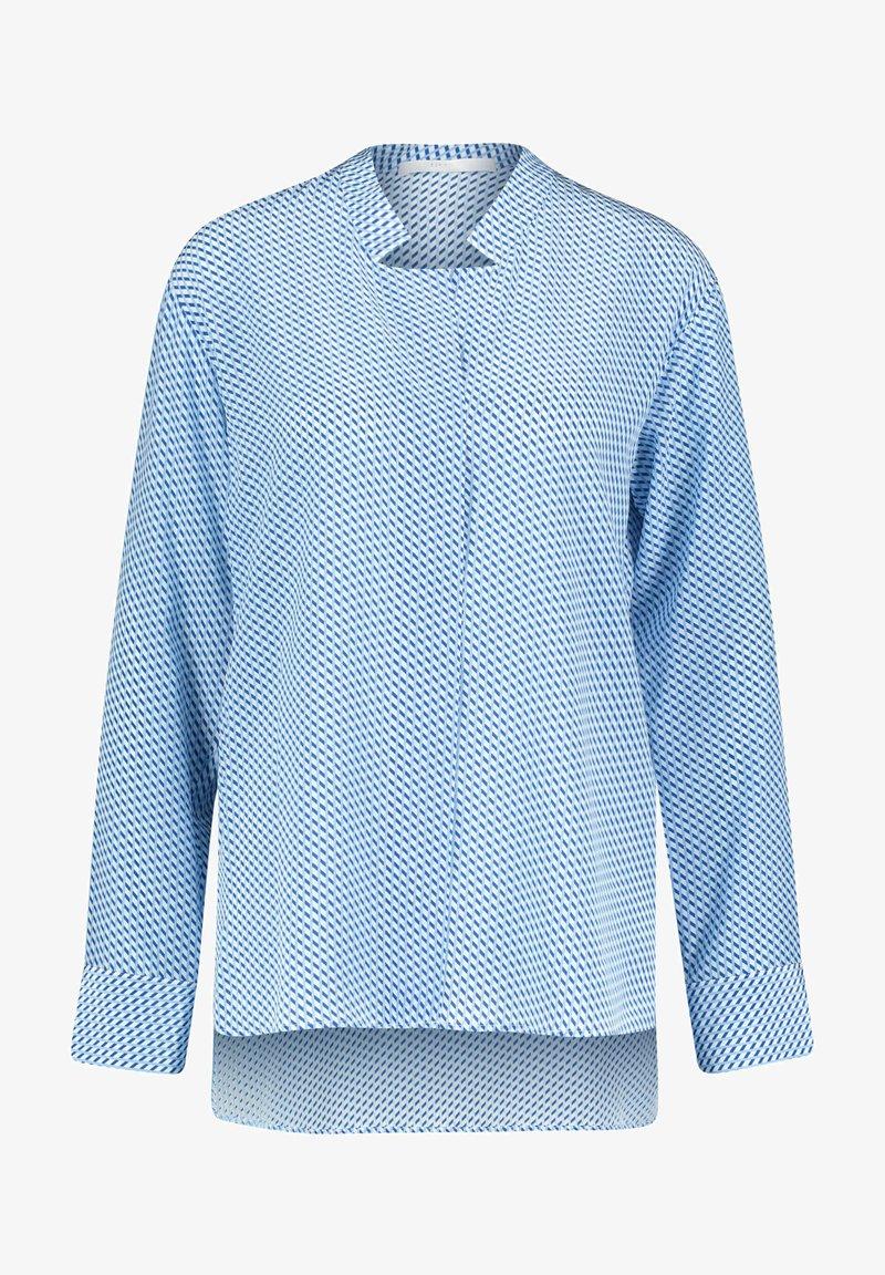 BOSS - Button-down blouse - weiss