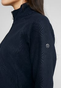 Daily Sports - LINDA JACKET - Giacca in pile - navy - 3