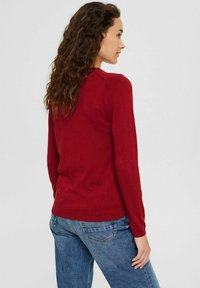 edc by Esprit - COO  - Pullover - dark red - 2