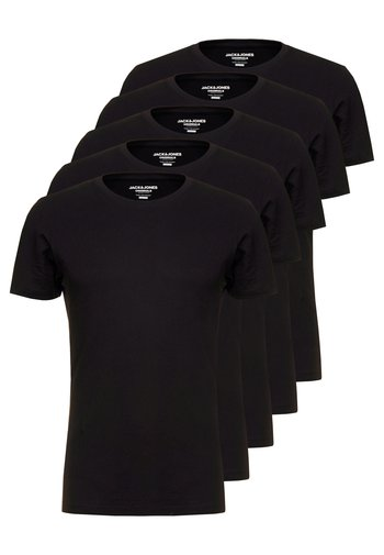 JORBASIC CREW NECK 5 PACK