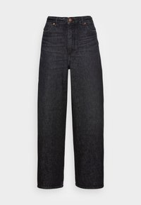BARREL - Relaxed fit jeans - black magic