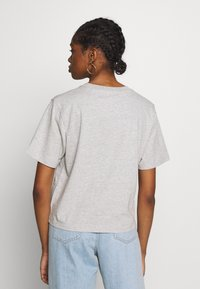 Russell Athletic Eagle R - VIRGINIA - T-shirt con stampa - new grey marl - 2