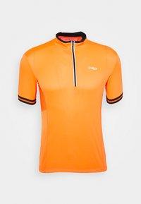CMP - MAN BIKE - T-Shirt print - flash orange - 4