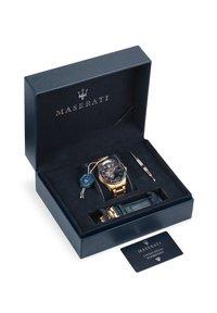 Maserati - Horloge - gold/blau - 9