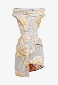 Vivienne Westwood - DEVANA DRESS - Sukienka koktajlowa - natural - 5