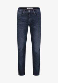 MAC Jeans - Slim fit jeans - deep blue authentic used od black - 0