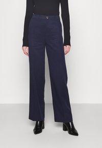 Pepe Jeans - CHARIS - Kalhoty - thames - 0