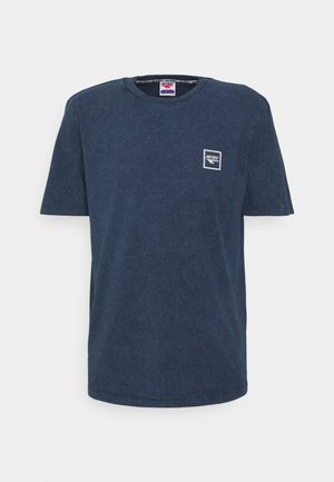 MARK - Print T-shirt - navy