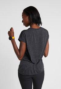 Houdini - ACTIVIST TEE - Basic T-shirt - true black - 2