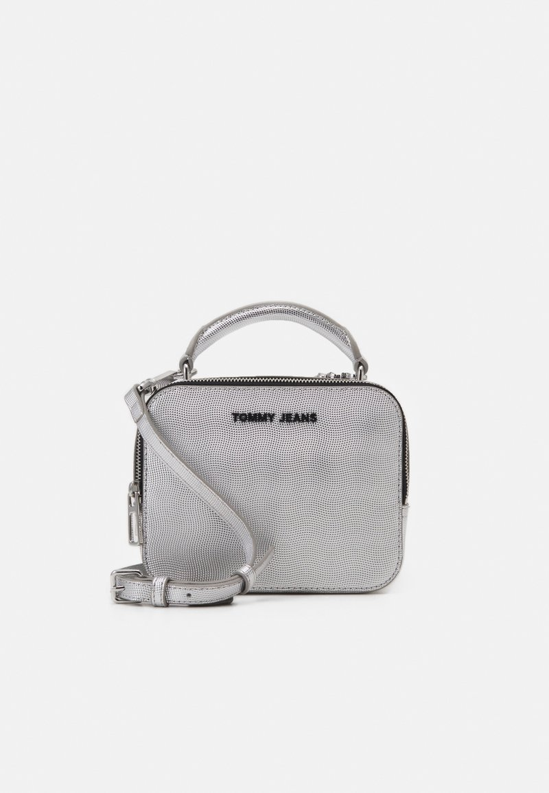 Tommy Jeans - FEMME CROSSOVER - Across body bag - grey