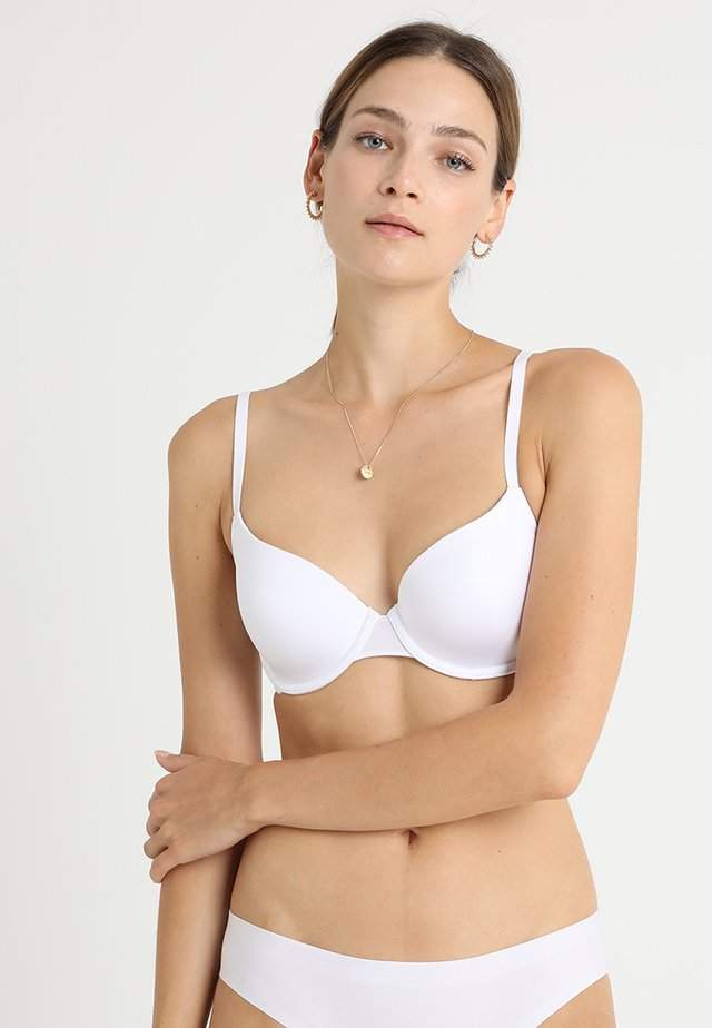 MICHELLE BRA - T-shirt BH - white