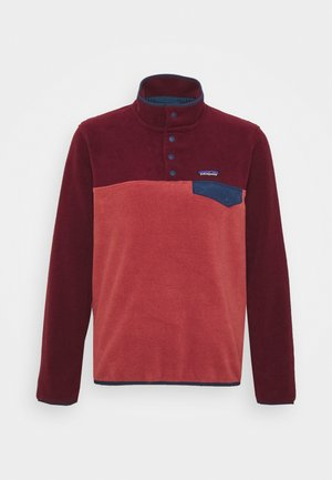 SYNCH SNAP - Sweat polaire - altrosa