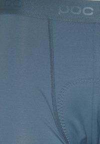POC - ESSENTIAL BOXER - Pants - calcite blue - 2