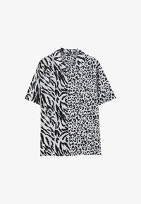 PULL&BEAR - Shirt - black - 7
