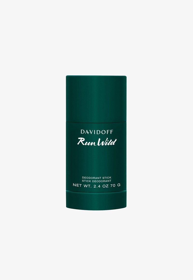 DAVIDOFF Fragrances - RUN WILD FOR HIM DEODORANT STICK - Deodorant - -