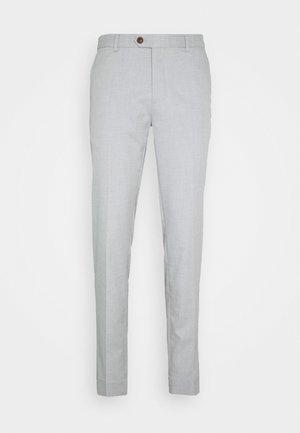 MOTT CLASSIC - Trousers - light grey