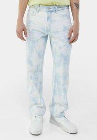 Bershka - Jeans a sigaretta - light blue - 0
