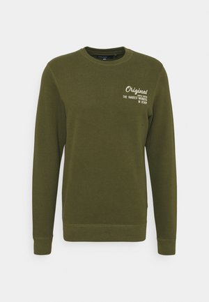 Sweatshirt - winter moss