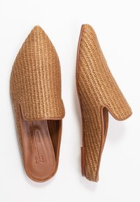 WEEKEND MaxMara - OVIDIO - Ciabattine - taback - 3