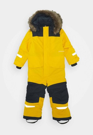 BJÖRNEN KIDS COVER - Snowsuit - mellow yellow